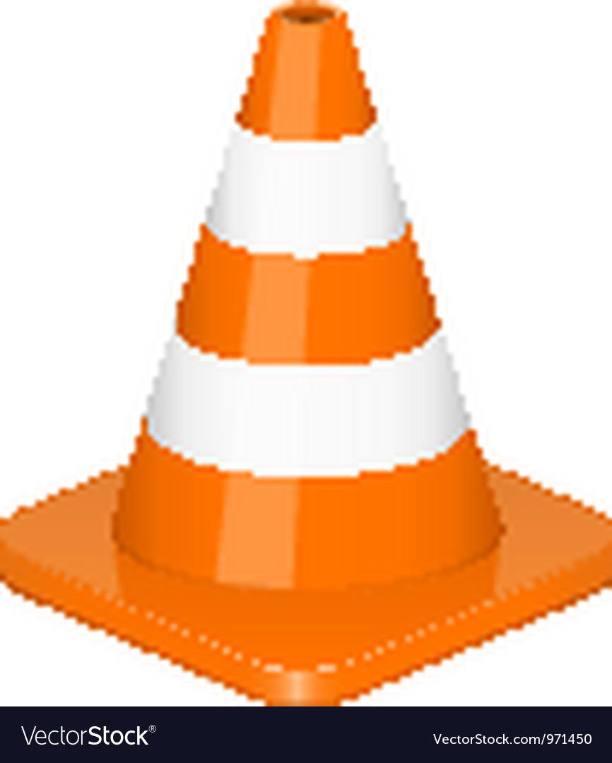Cone vector