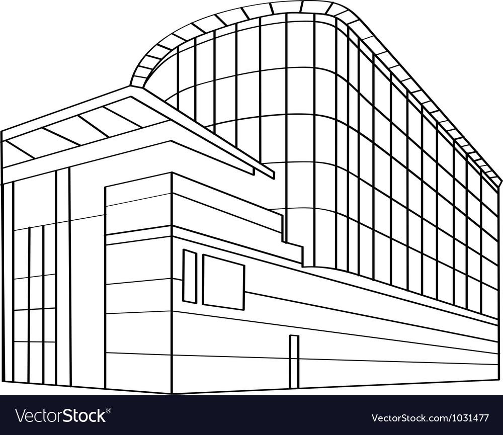 Contour building vector