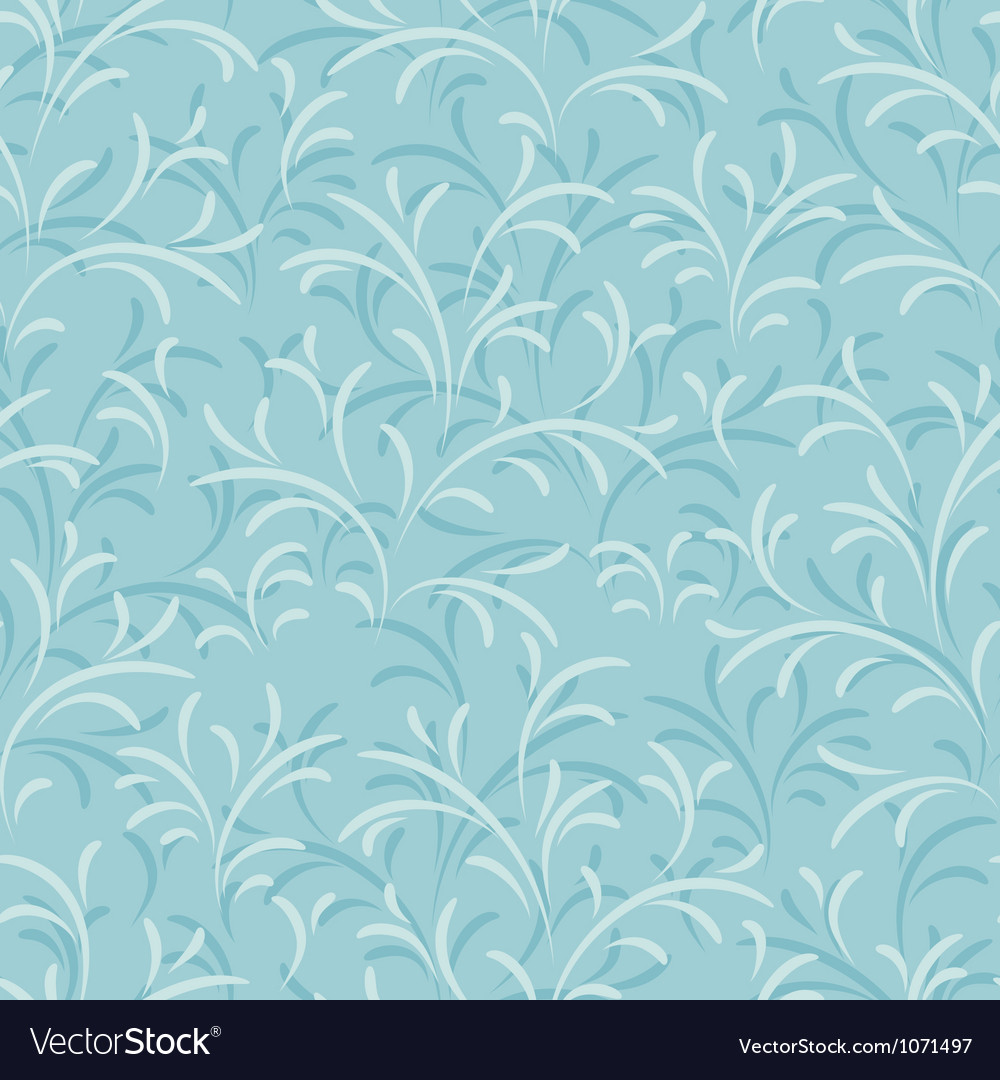 Seamless floral pattern abstract texture with vector