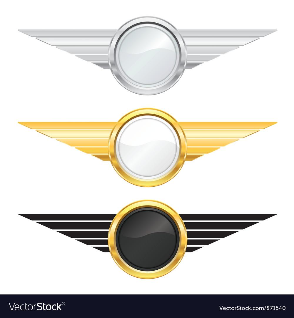 Vintage design elements vector