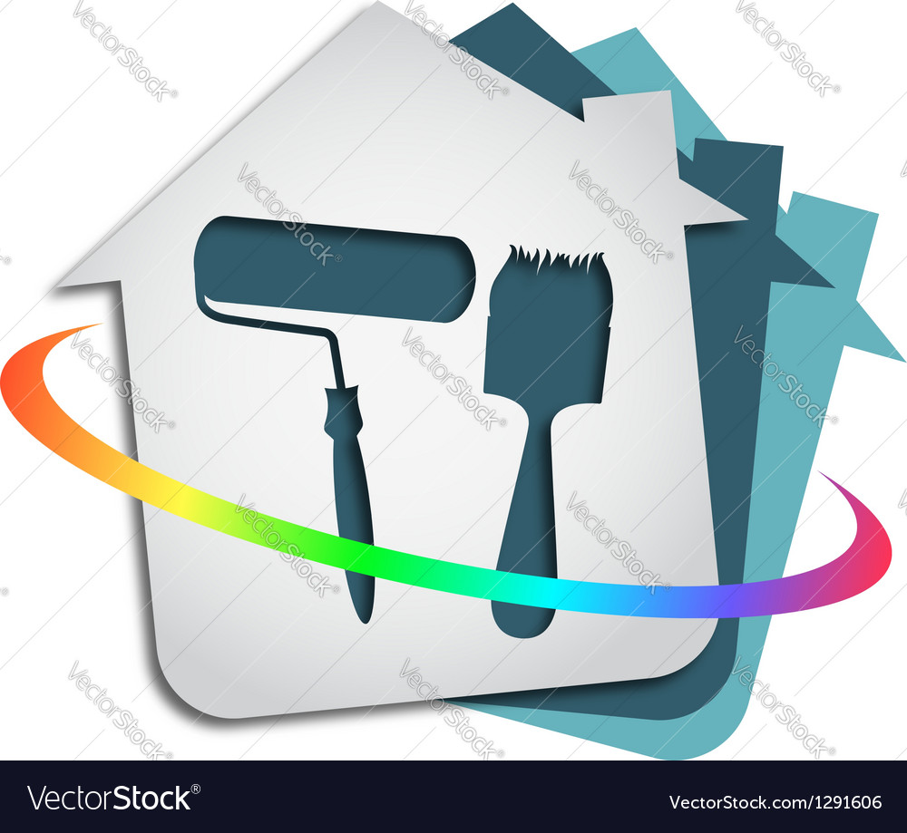 Design business painting vector