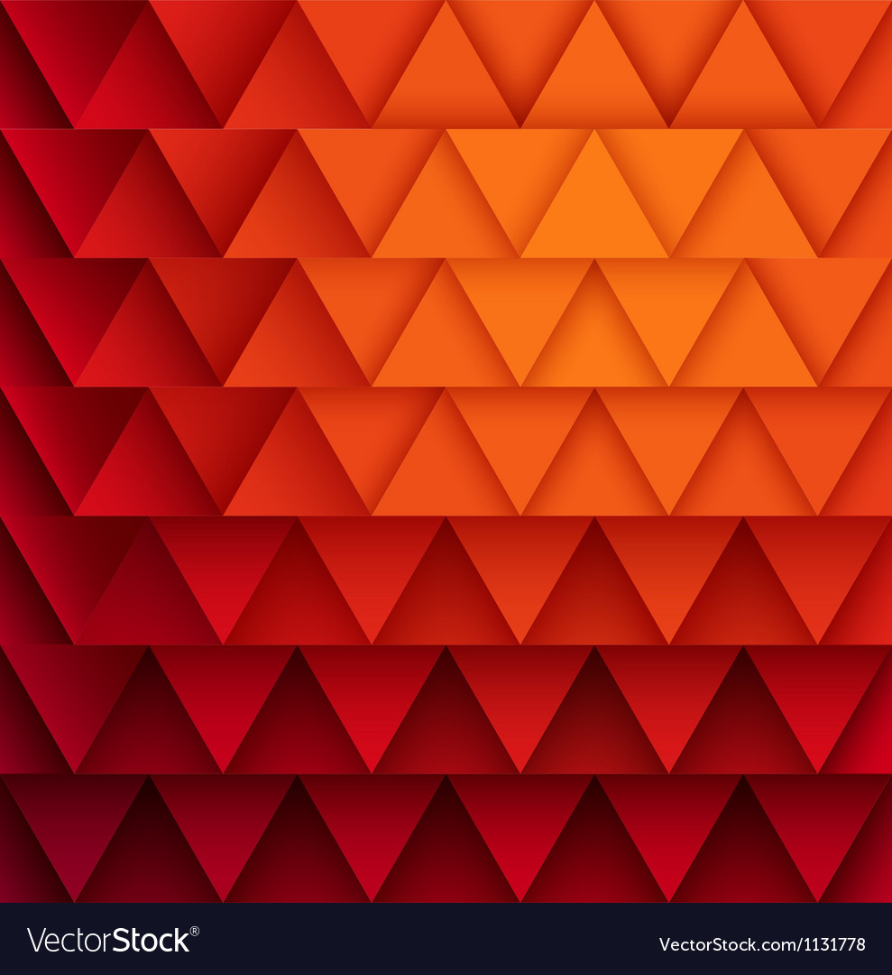 Texture of triangles vector
