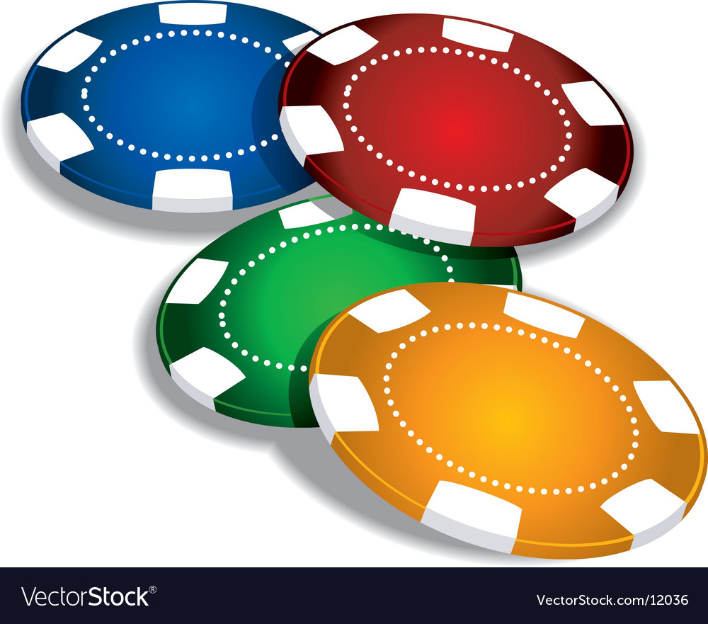 Lucky colors vector