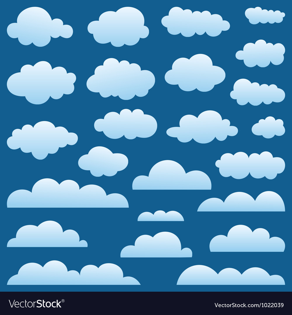Set a cloud vector