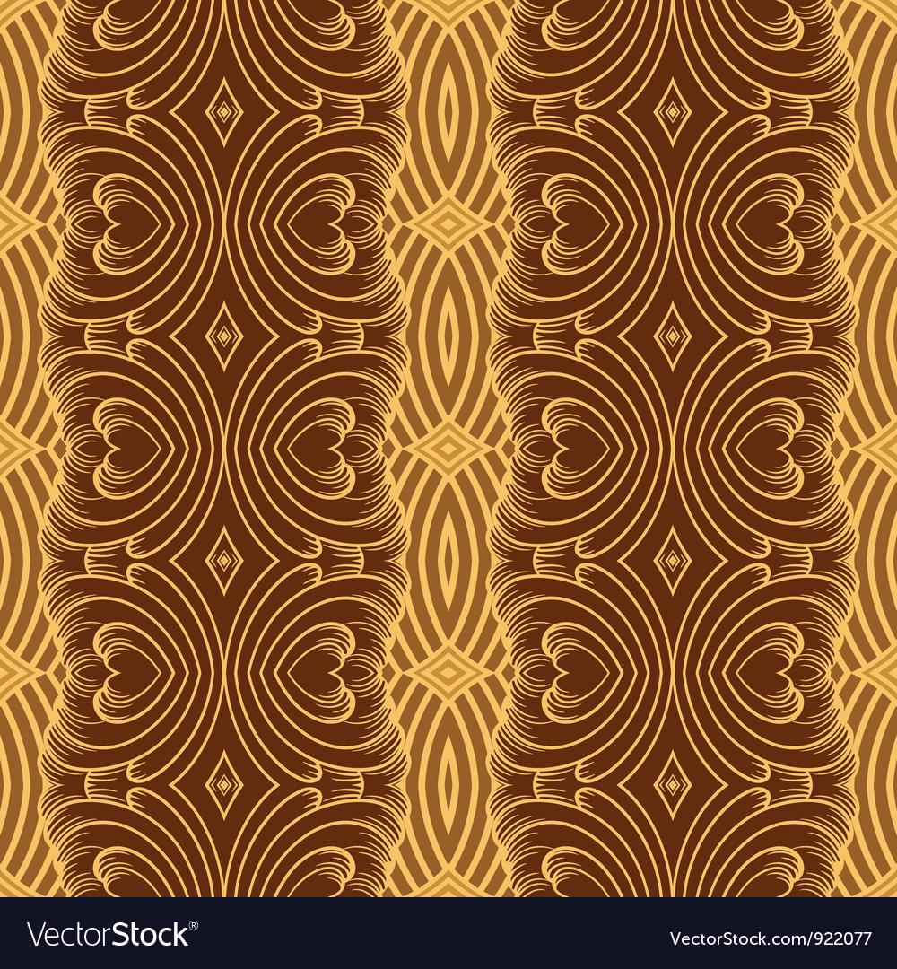 Pattern wallpaper seamless background vector