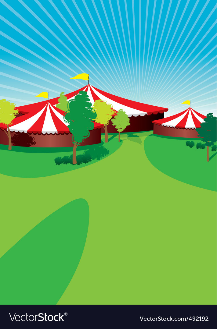 Country fair vector