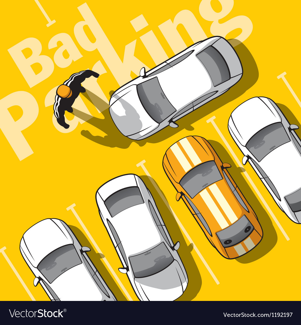 Bad parking vector