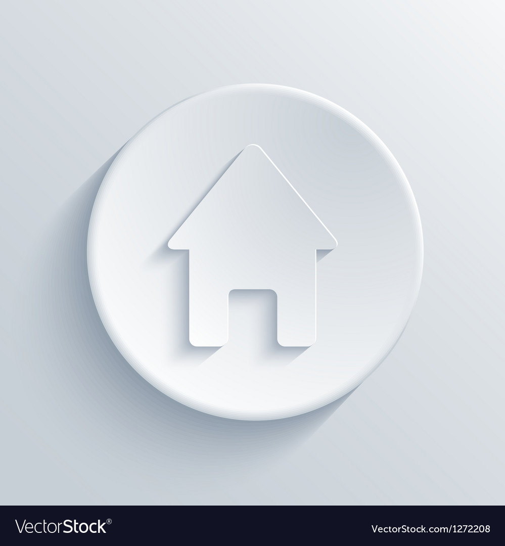 Light circle icon eps10 vector