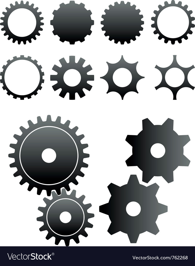Related Keywords & Suggestions for Gear Vector Icon Free Download