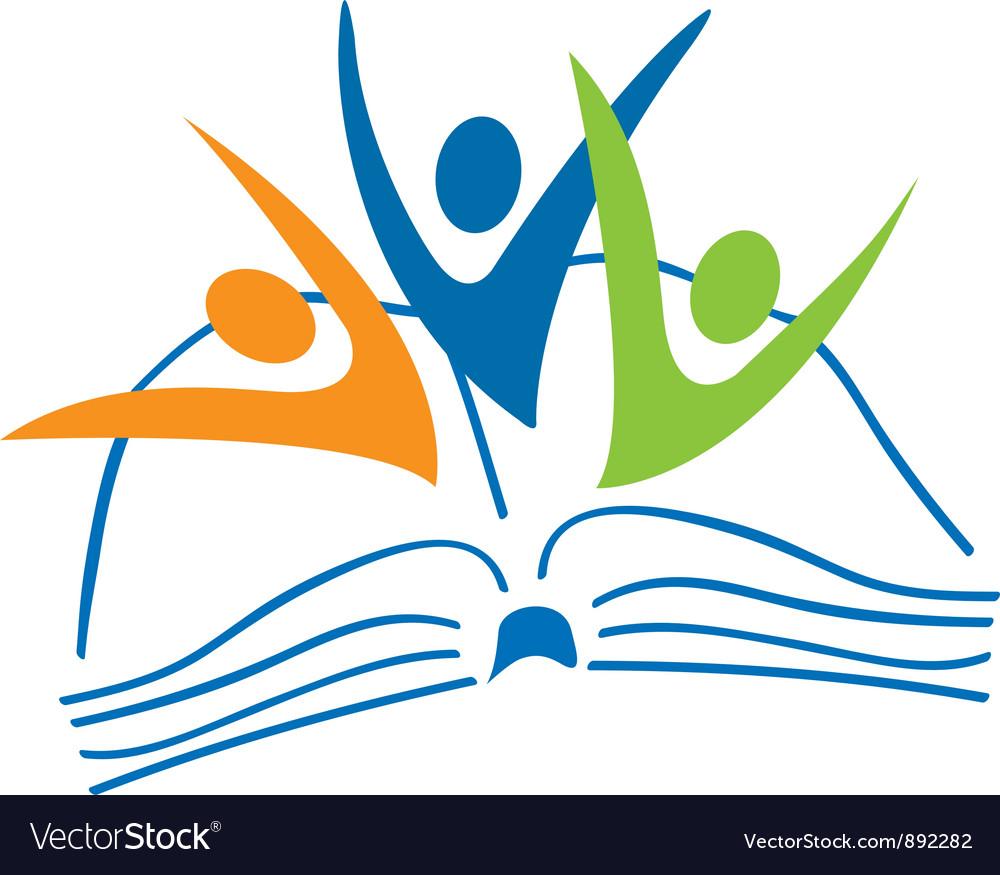 Success education logo vector