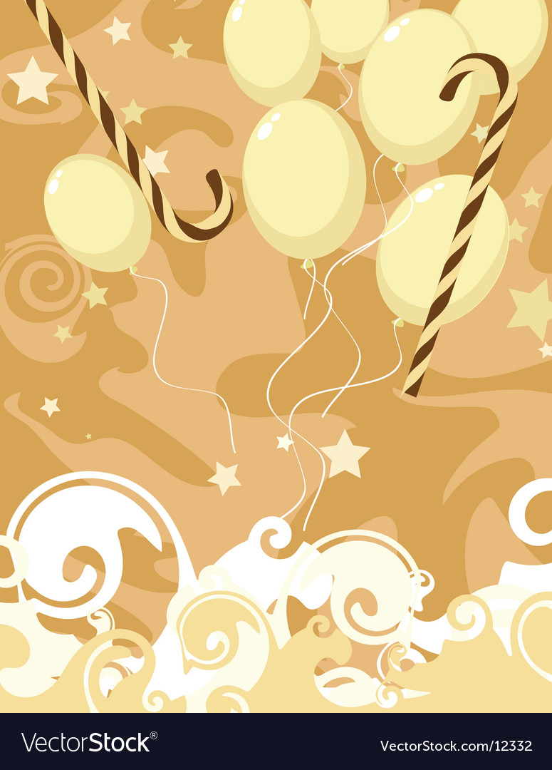 Chocolate abstract vector