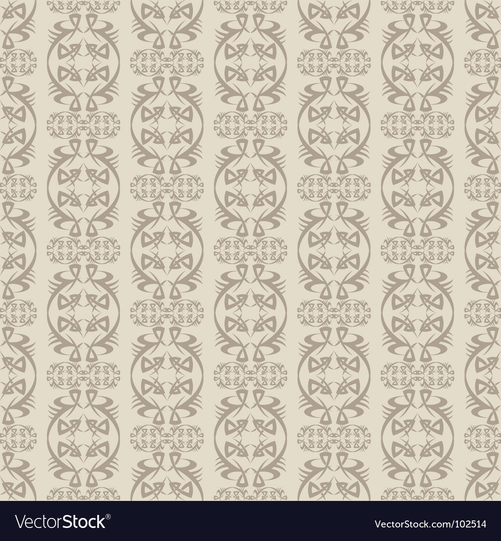 Beige wallpaper vector