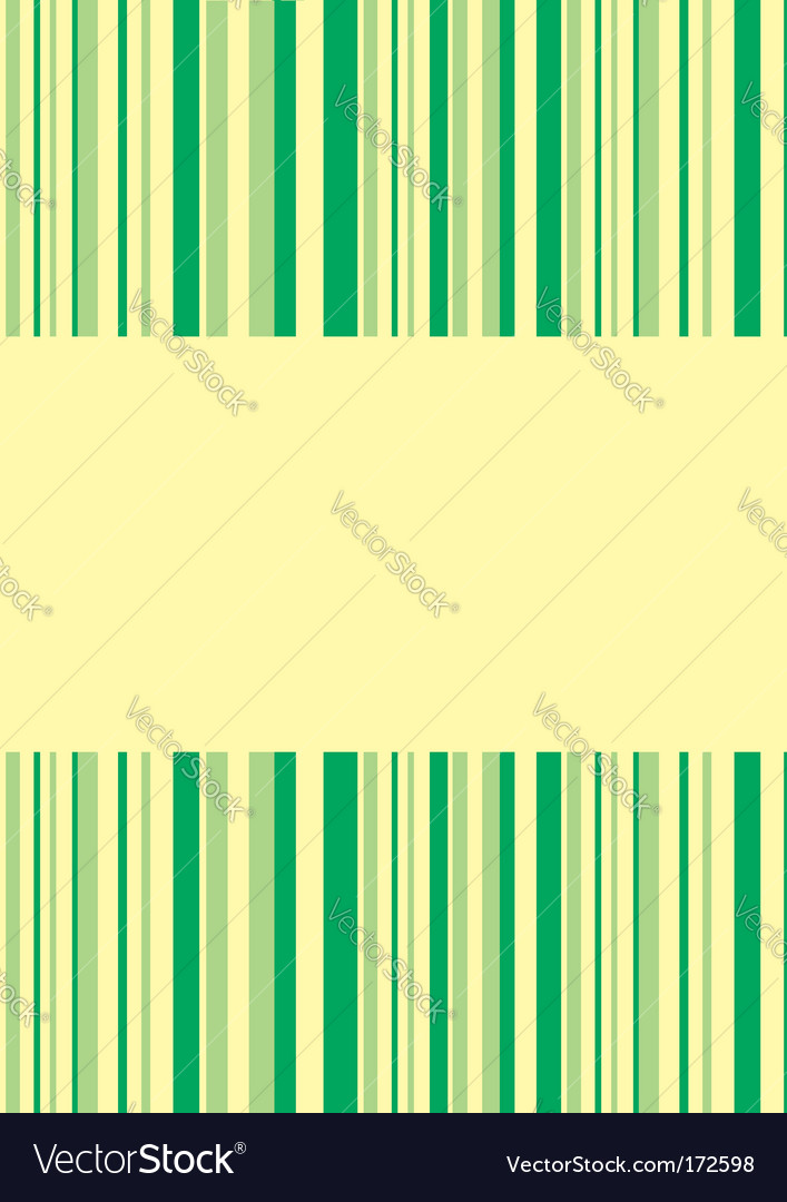 Retro stripe pattern vector