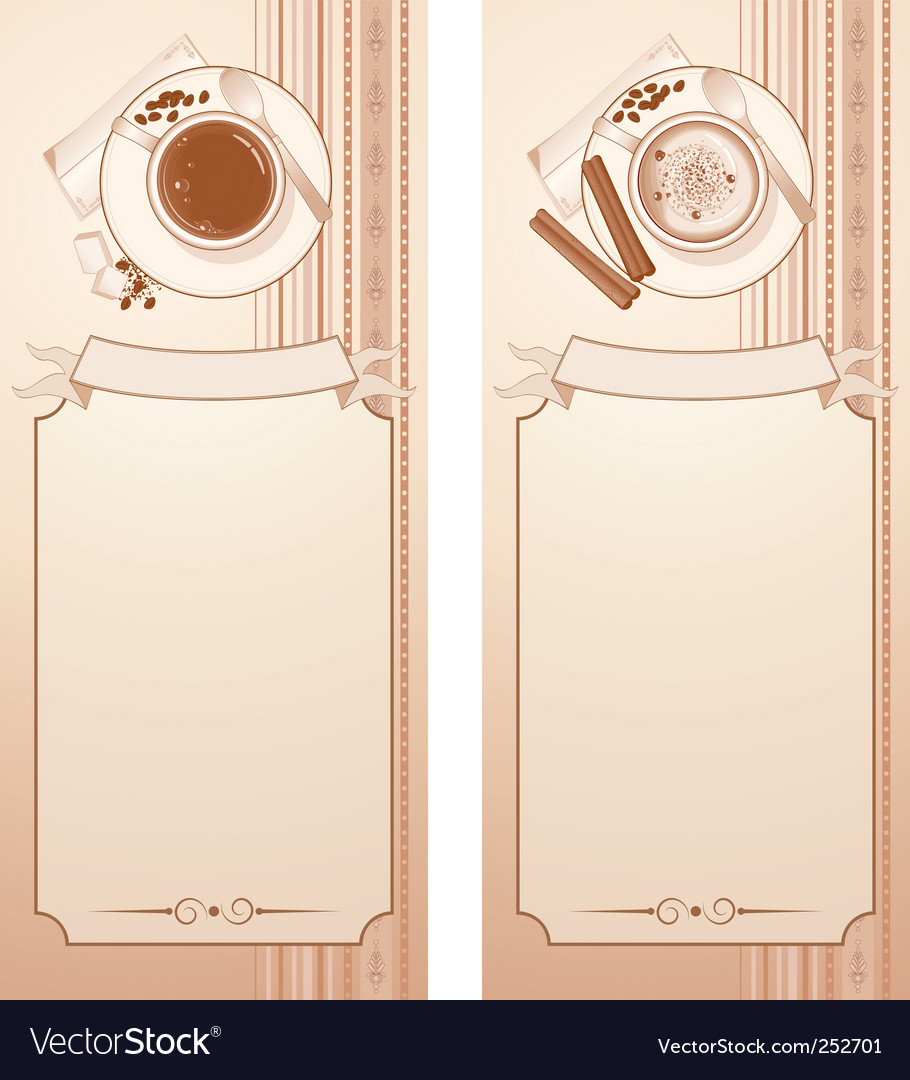 Template Of A Cafe Menu. Source: ...  Cafe Menu Templates Free Download