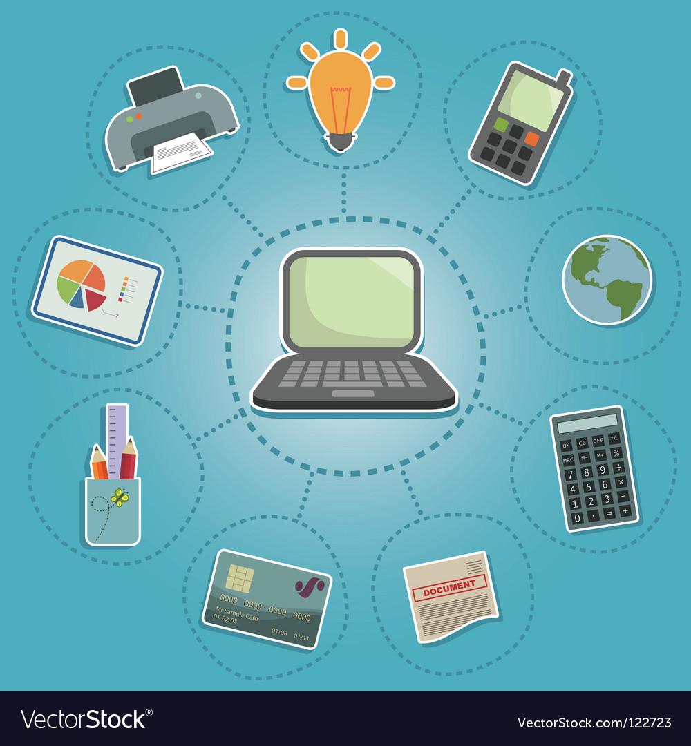 Computer applications vector by mattasbestos - Image #122723