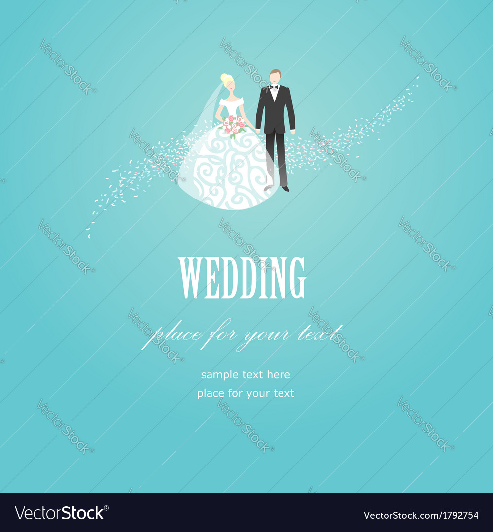 Weding wind vector