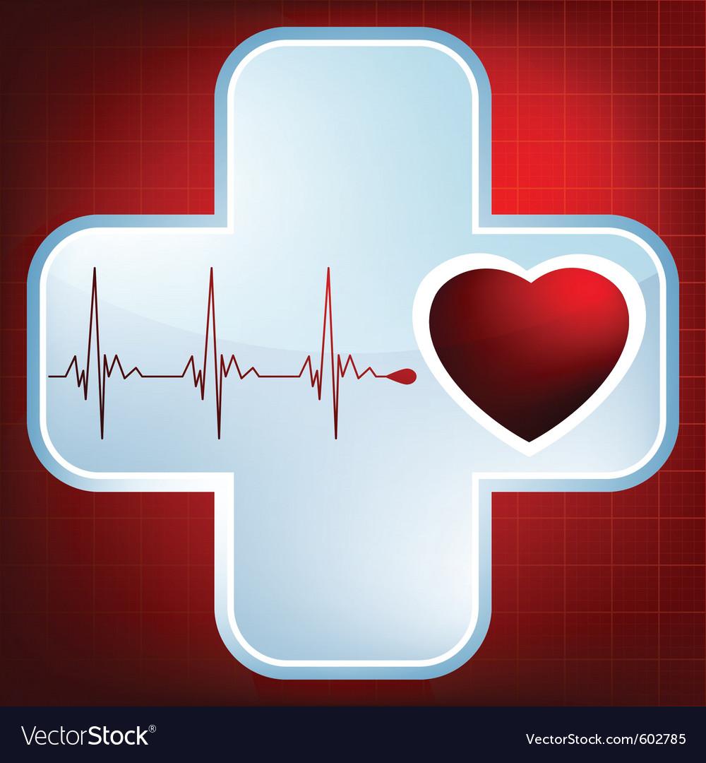 Heartbeat symbol vector