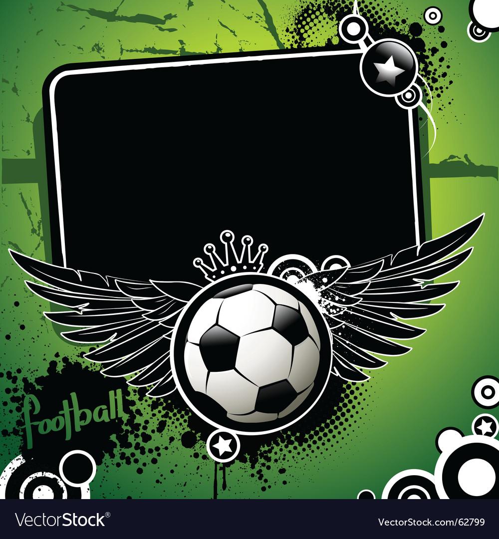 Sport banner vector