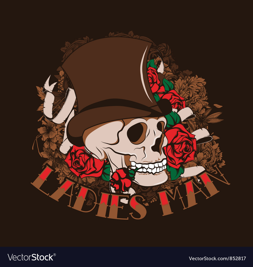 Vintage t-shirt design vector