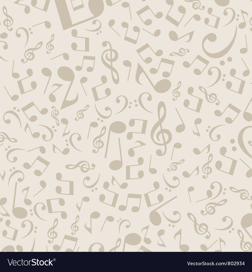 Musical background4 vector