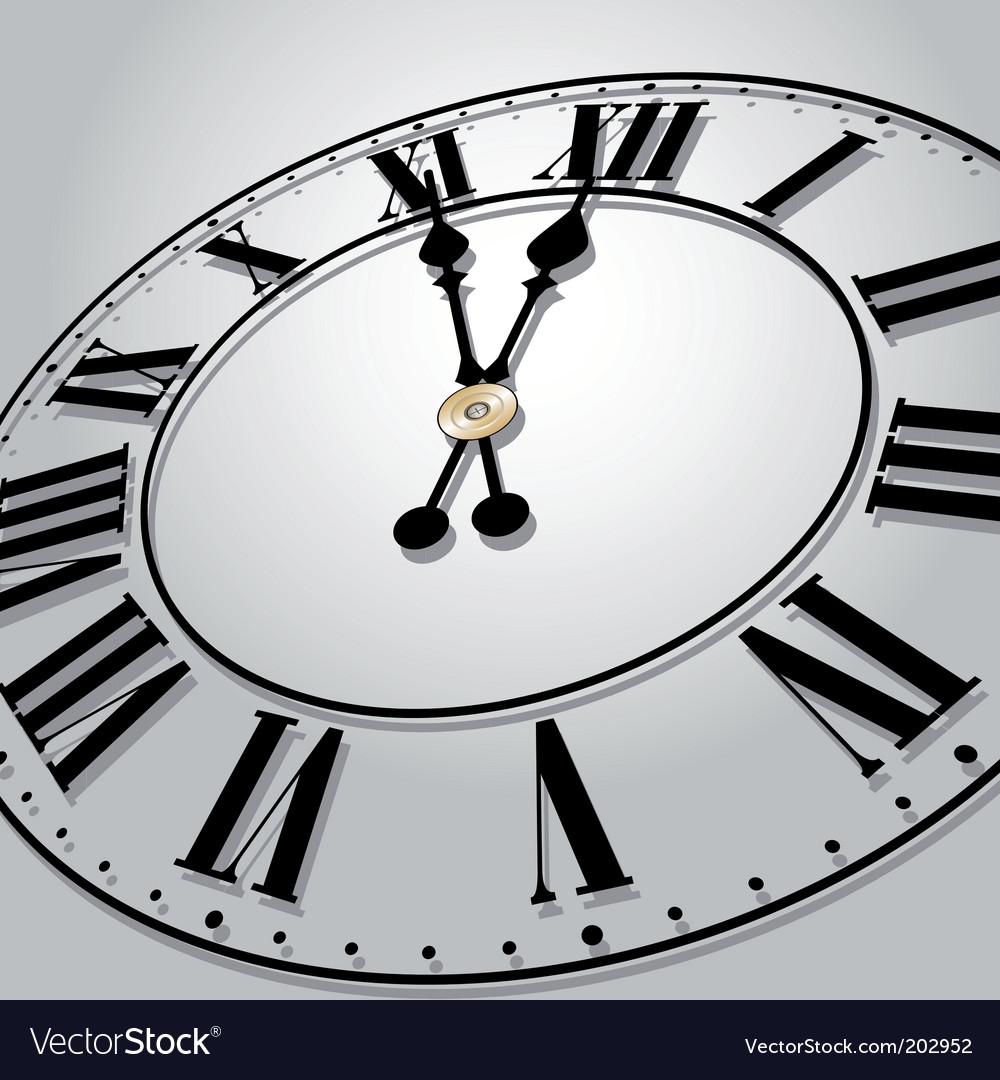 Time concept vector