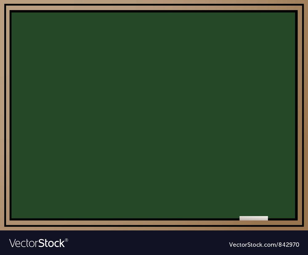 Free blackboard vector