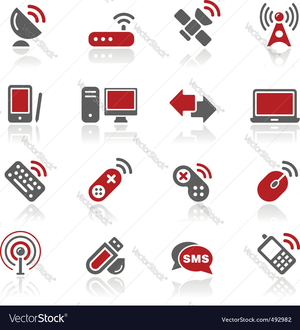 Wireless and communications vector