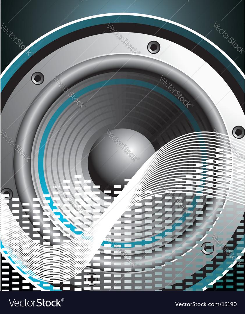 illustration for musical theme vector