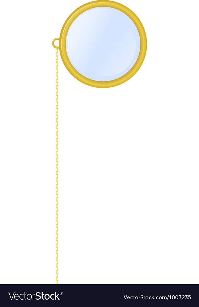 Monocle vector by dunkan - Image #1003235 - VectorStock