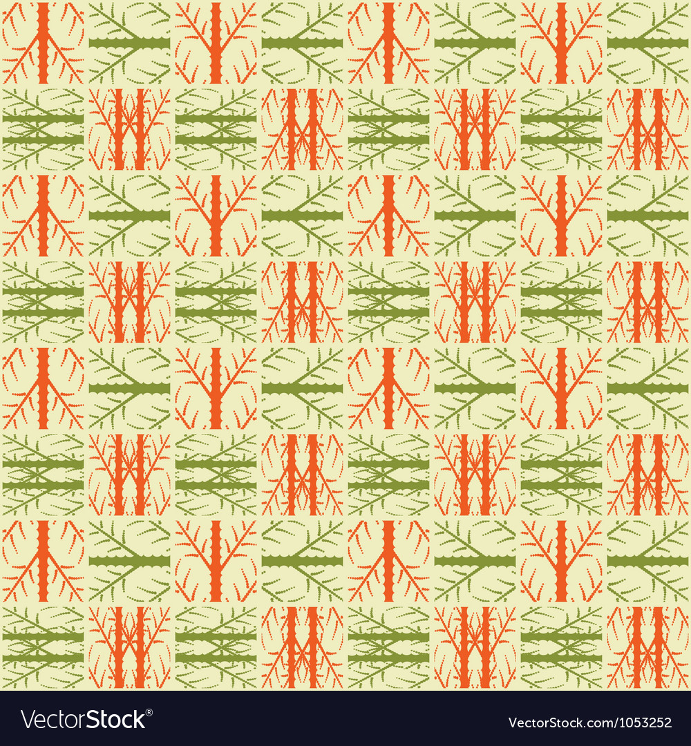 Decorative texture vector
