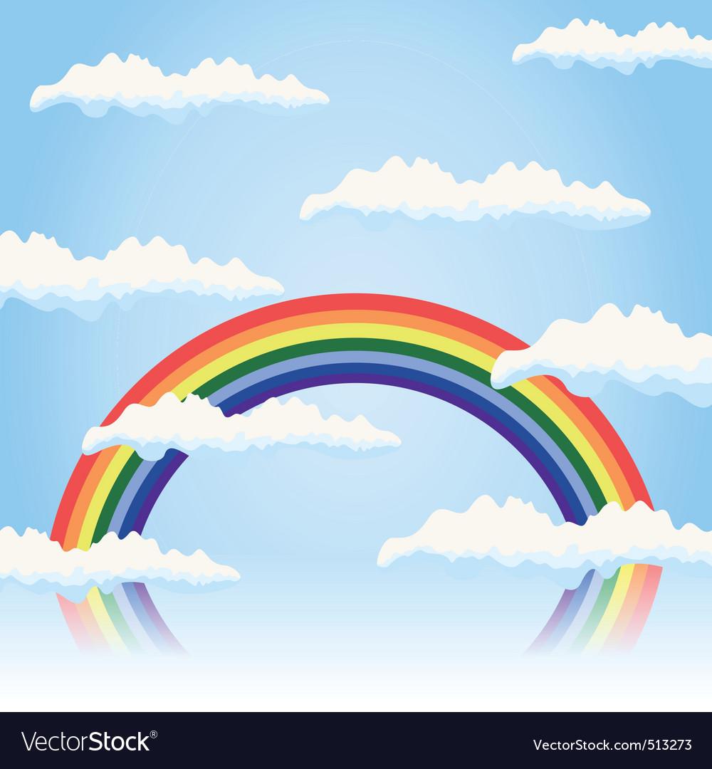 Rainbow4 vector