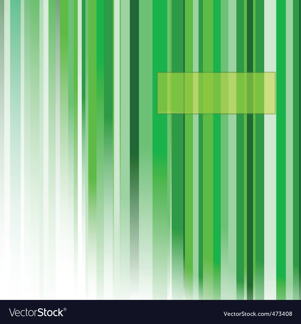 Vertical green lines vector