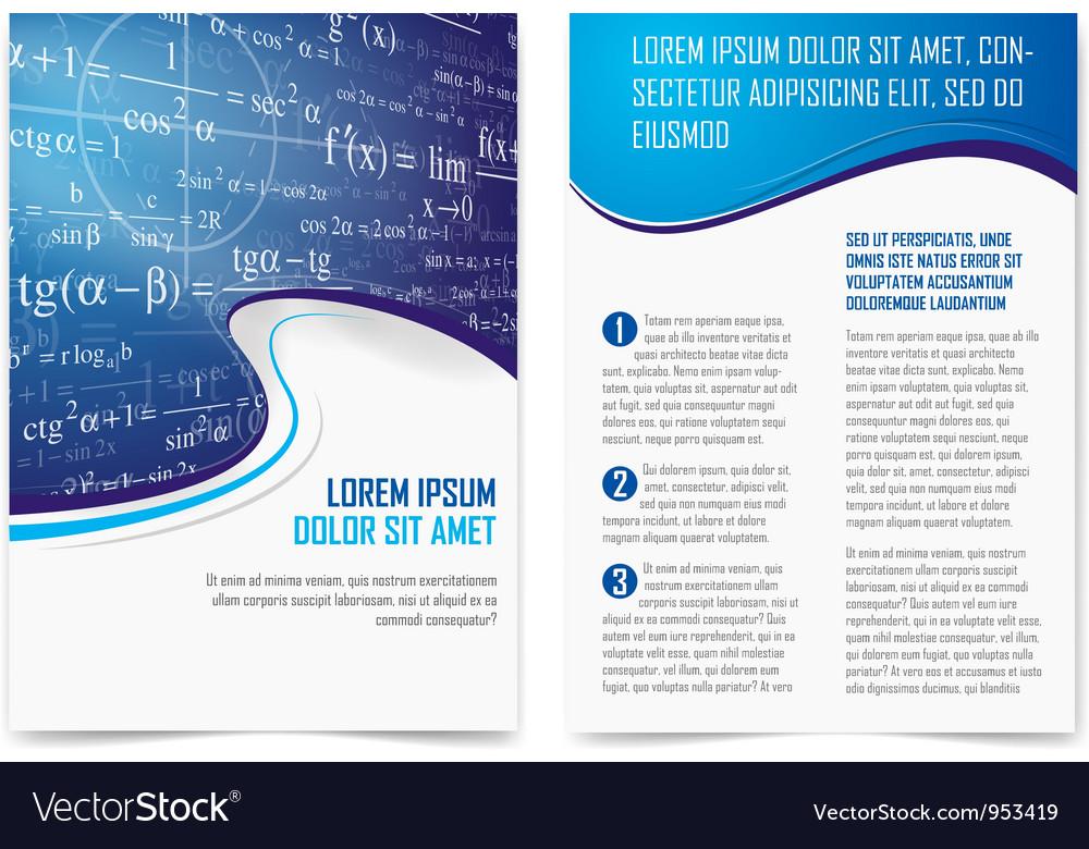 Sc mag page vector
