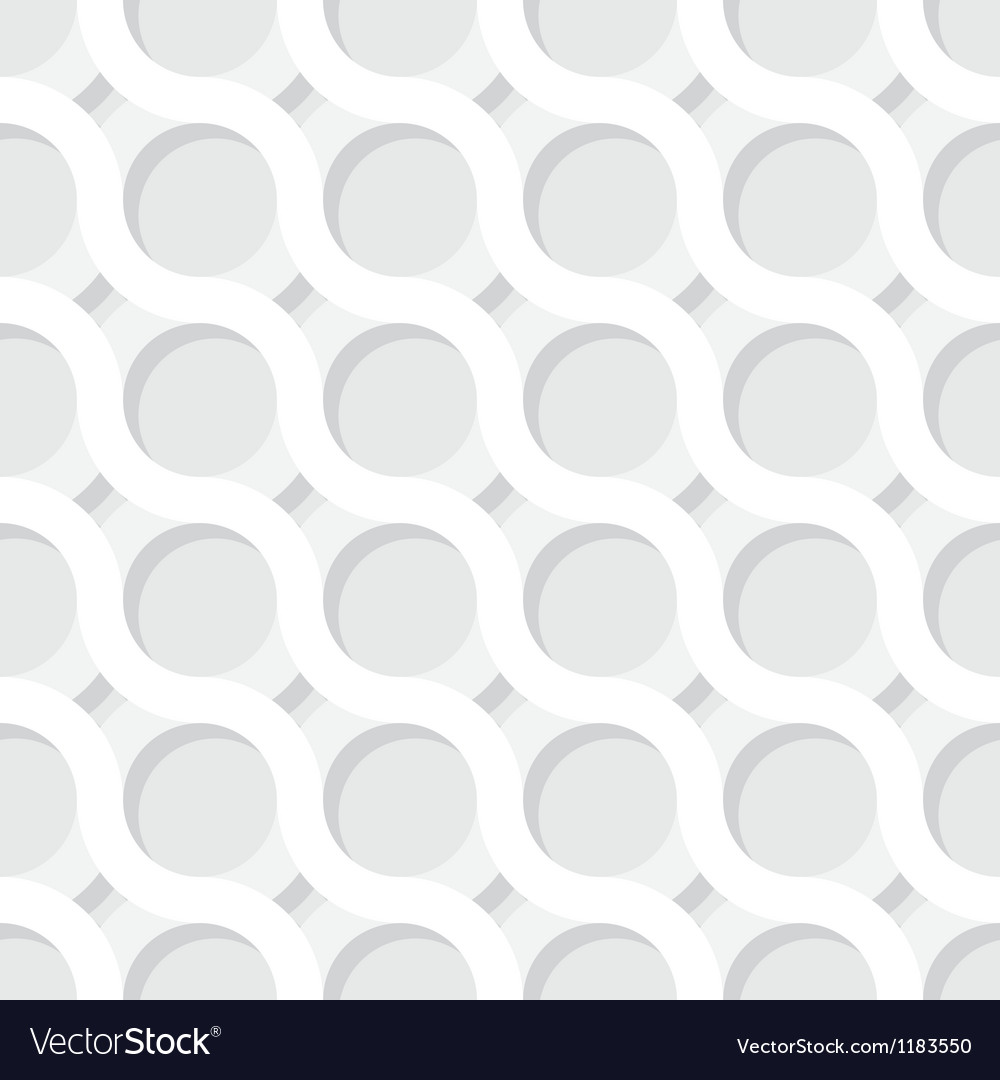 Abstract circular lines vector