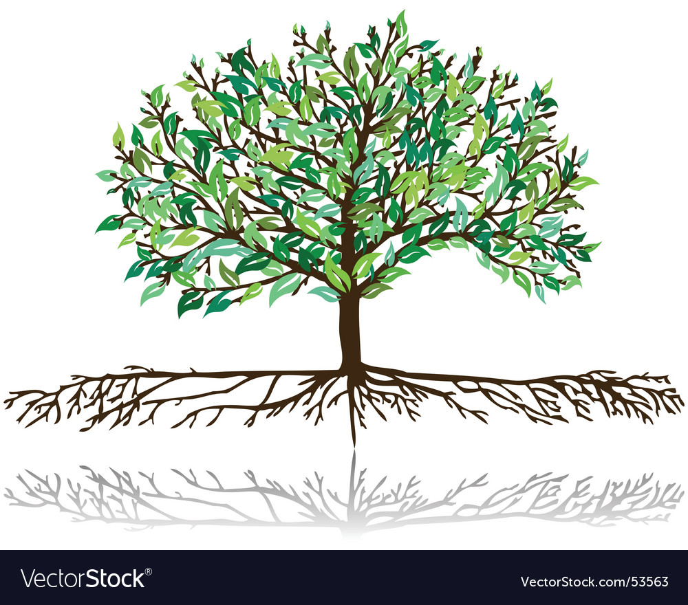Tree Pattern Tree pattern vector
