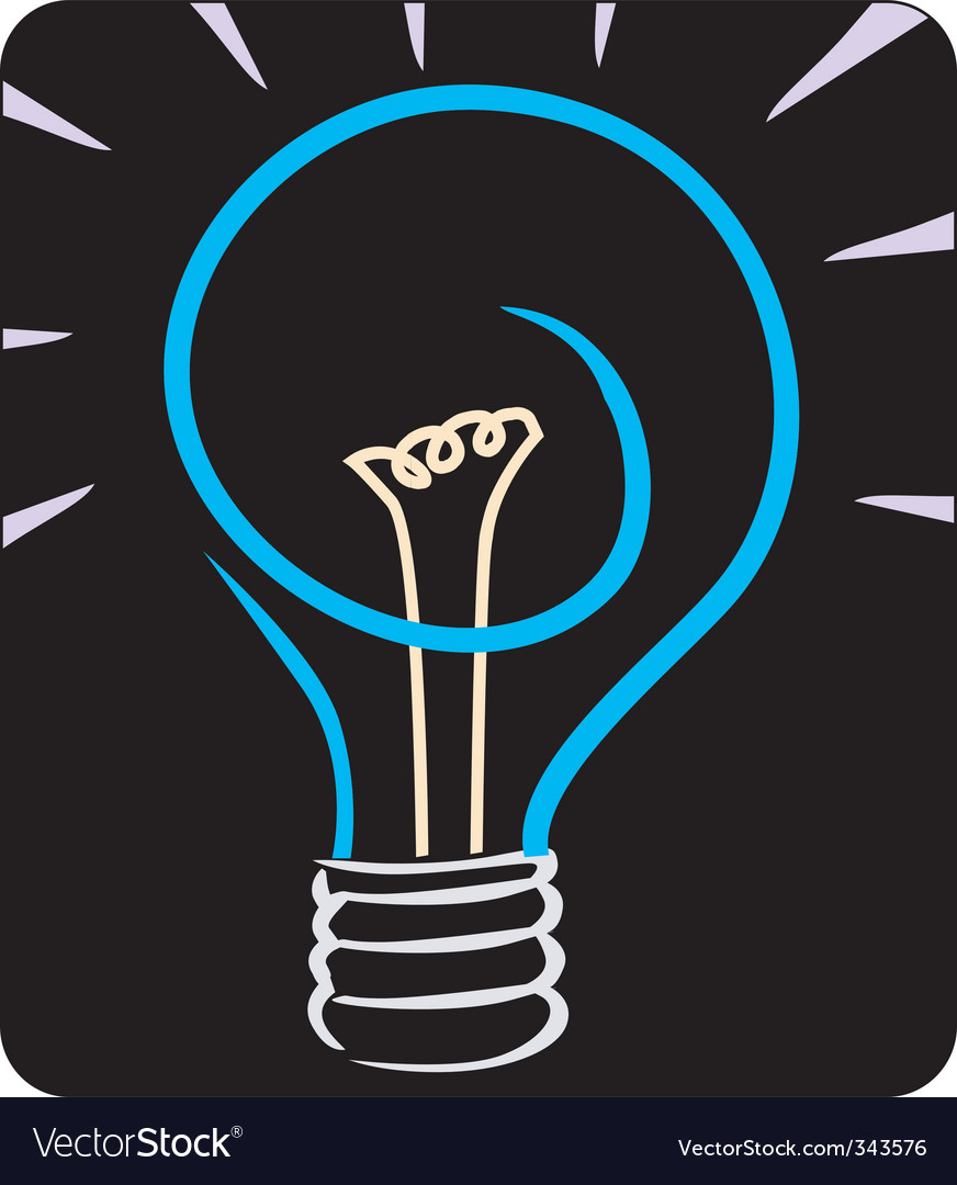 Bulbs vector