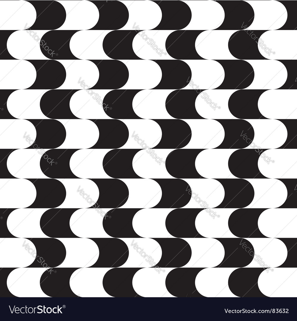 Optical effect pattern vector
