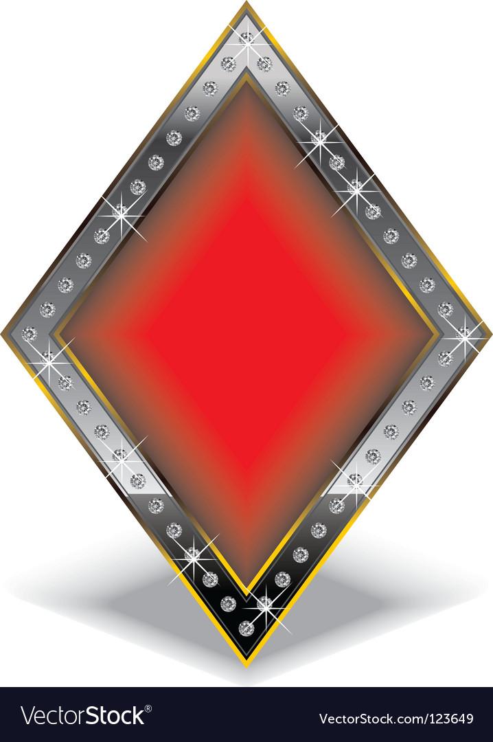 Diamonds vector