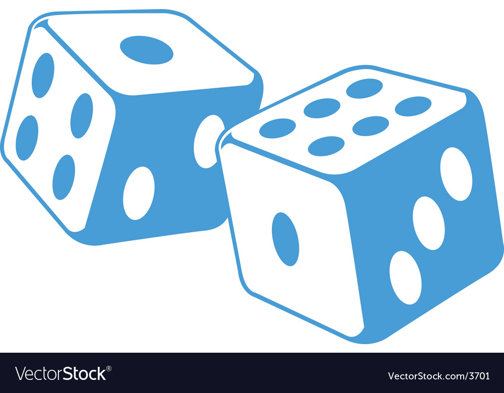 red 10 sided die vector free