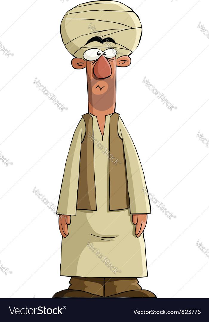 Arab vector