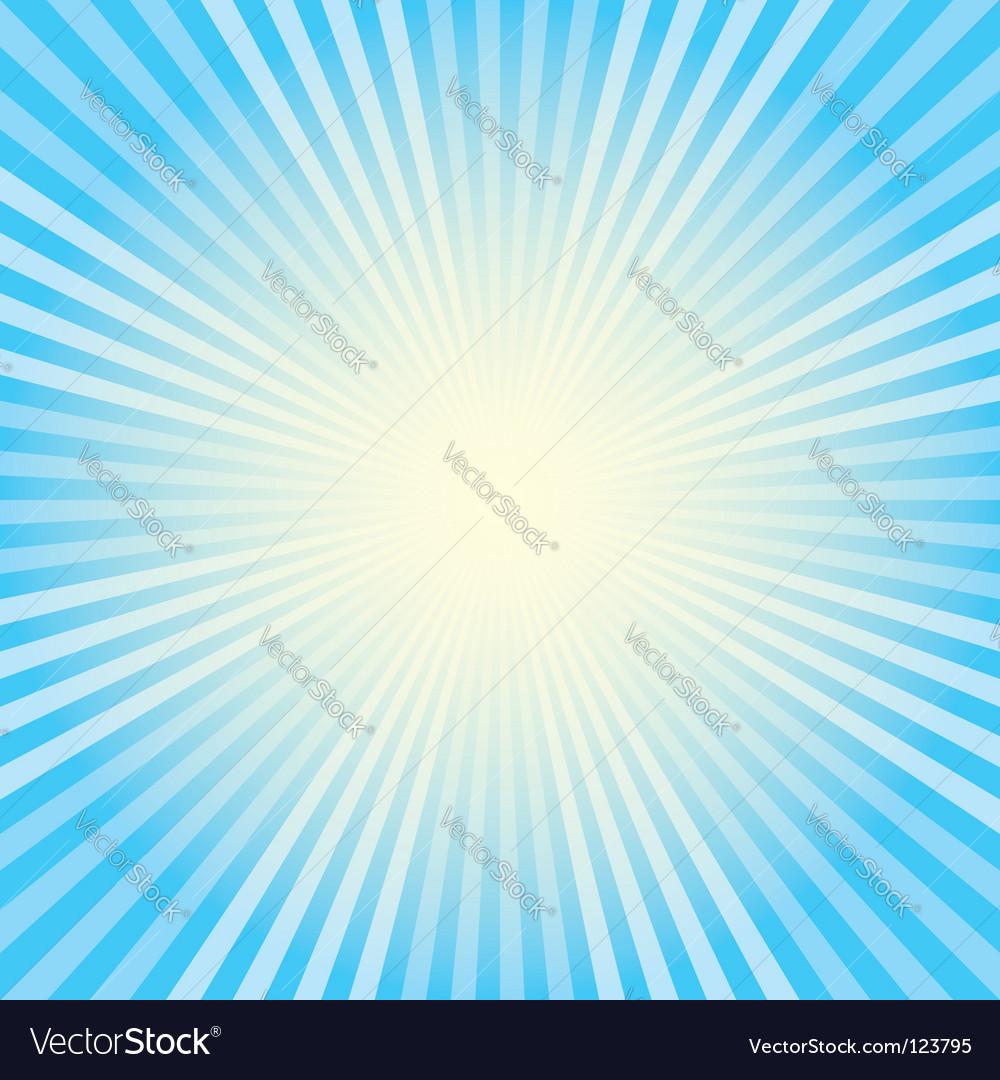 Blue Rays Blue rays vector