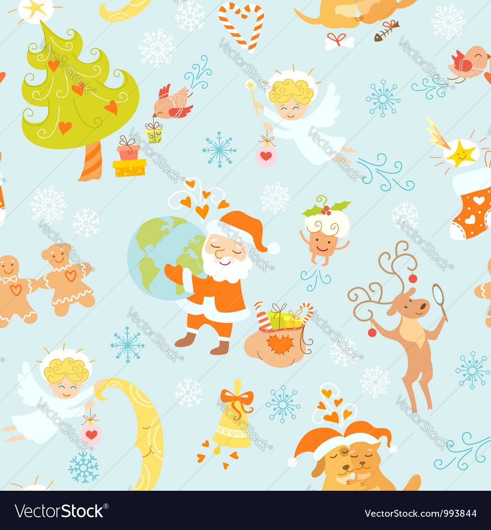 Love christmas vector