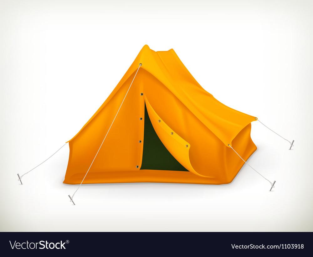 Tent vector