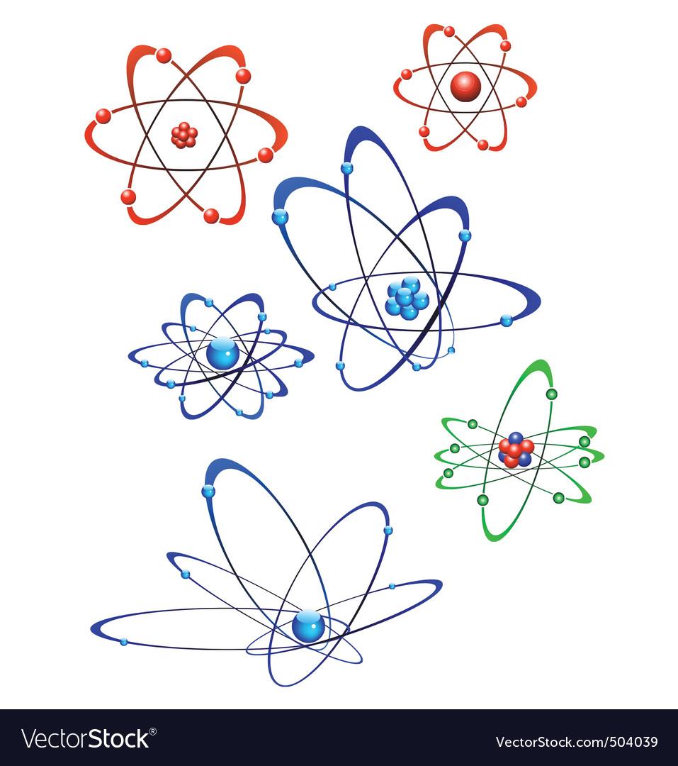 Atom collection vector