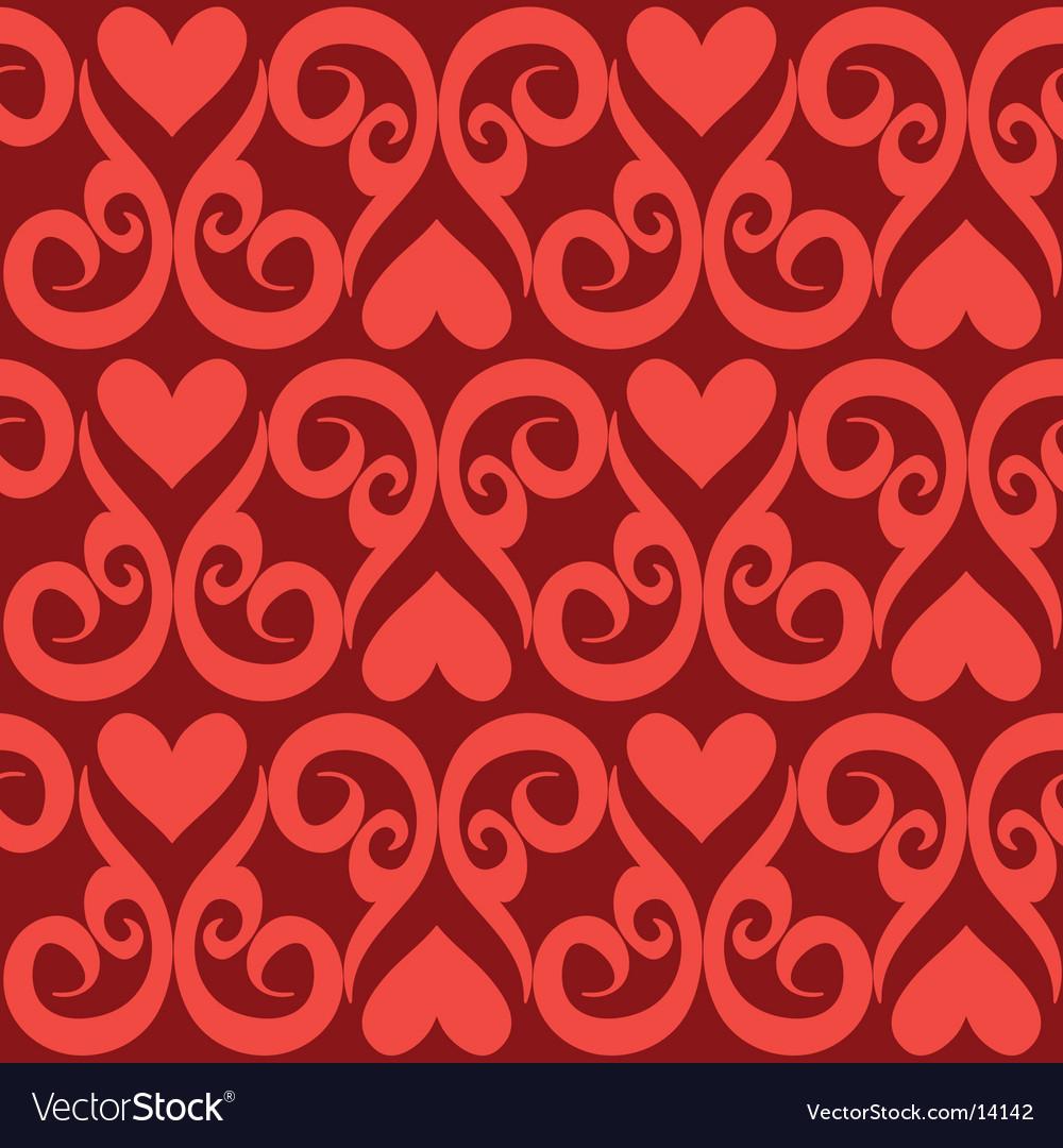 Free valentine's design vector