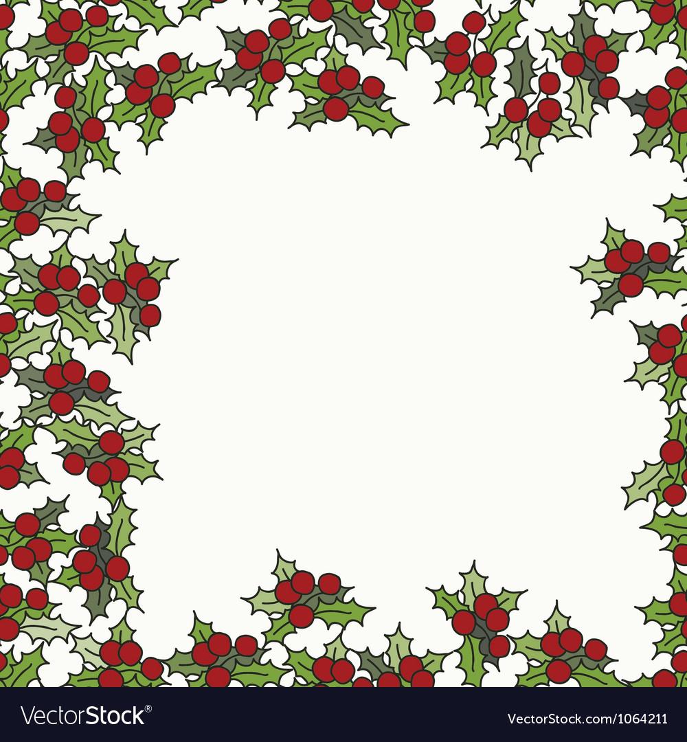 Go Back > Gallery For > Mistletoe Clipart Border