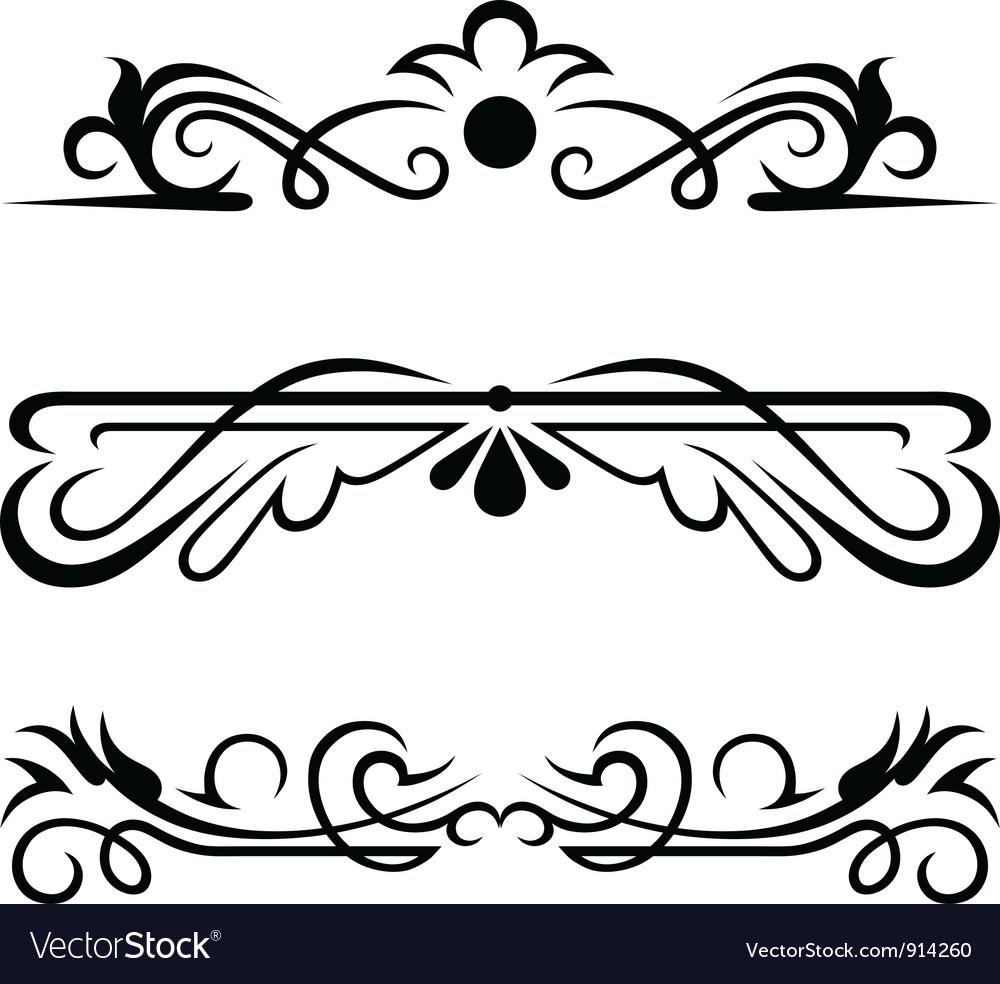 Calligraphy Border Designs Free Download