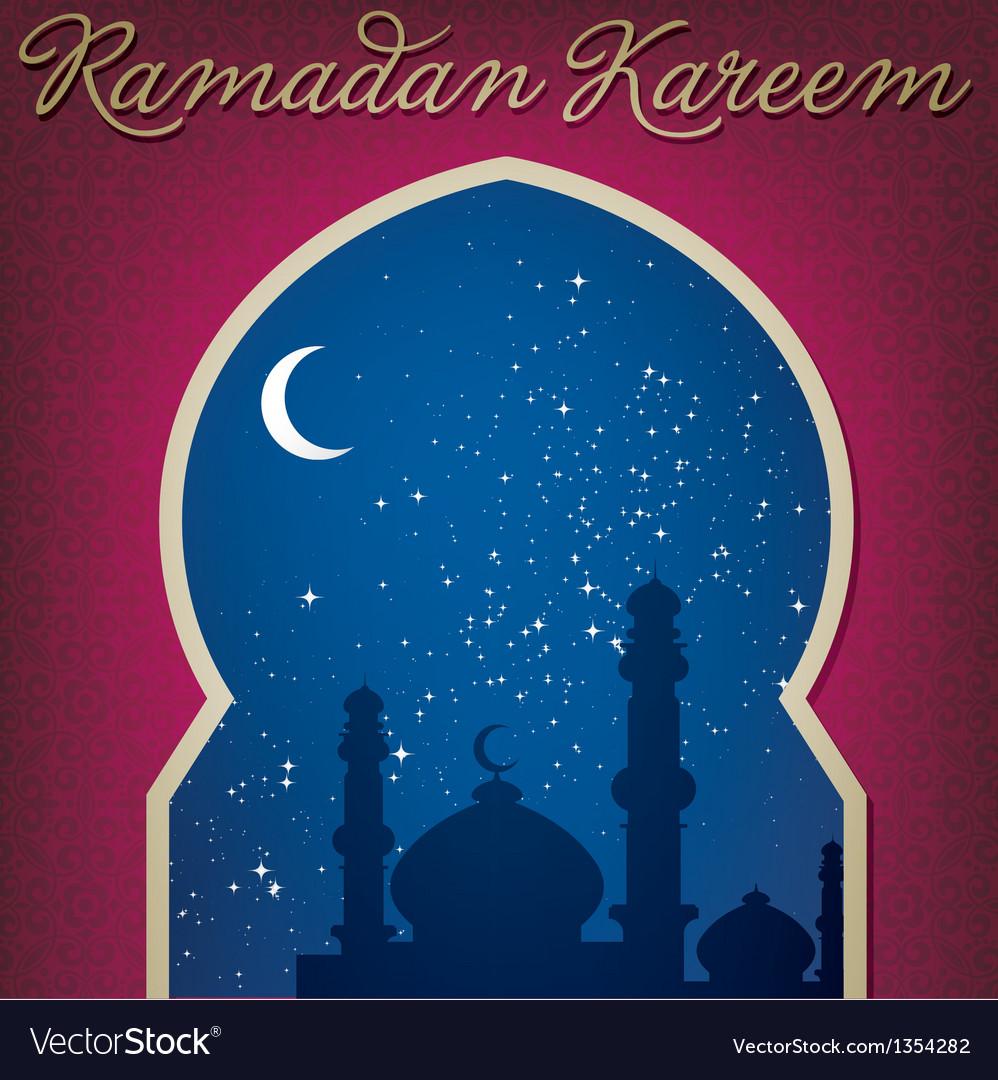 Ramadan vector art - Download vectors - 1354282