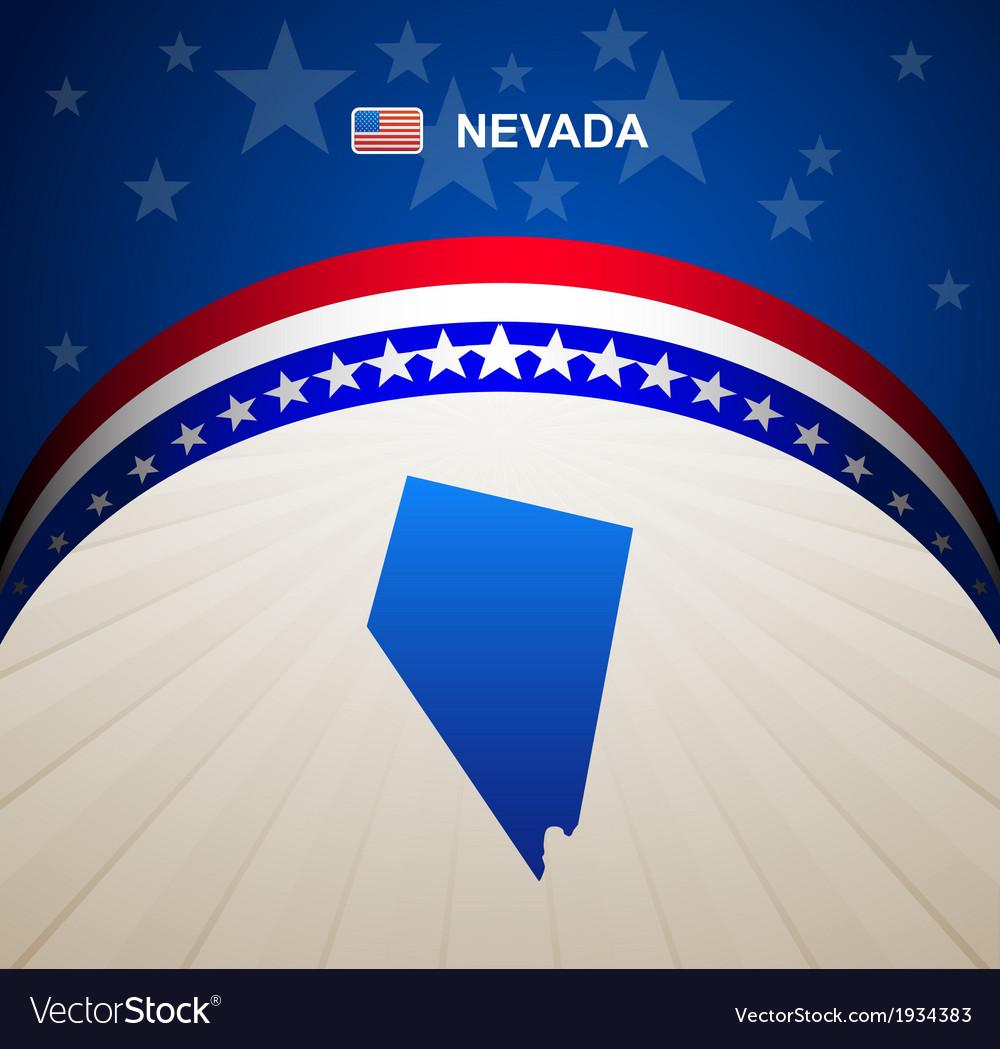 Nevada Vector By Hydognik  Image 1934383  VectorStock