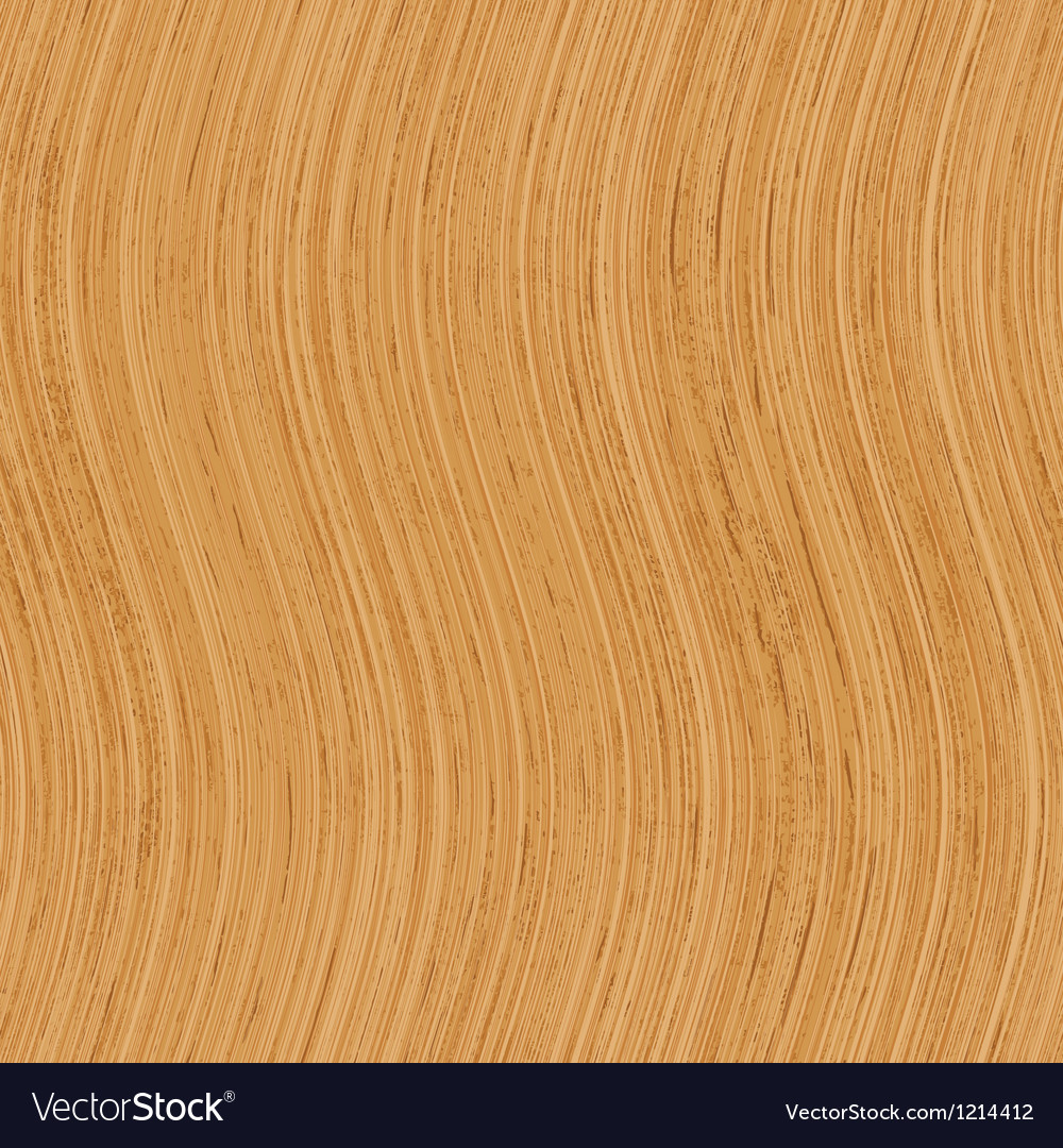 Wavy wooden texture vector